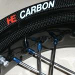 HE-Carbonrad tubeless